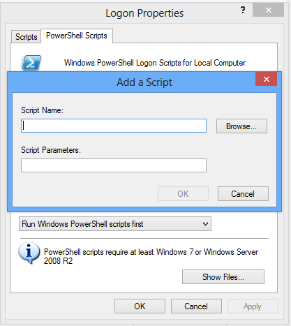 Desktop in the cloud: synchronize user logon and log off
