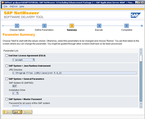 How to create your own Mini SAP Part 1: Preparing the