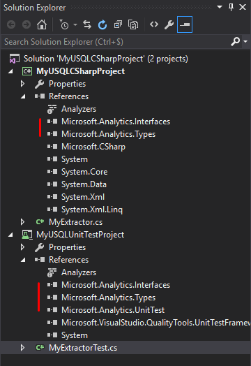 Visual -Studio -Project -References