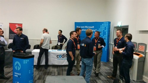 Codit Booth Integrate 2016