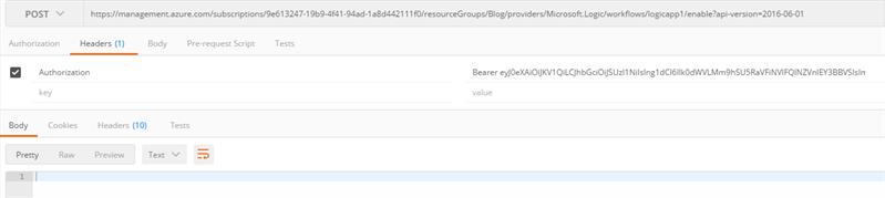 Authenticate Postman against Azure Service Management API | Codit