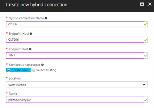 Hybrid Connections 15