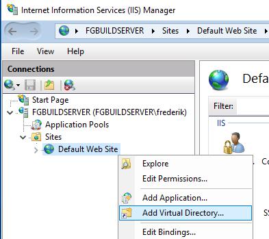 Virtual _directory