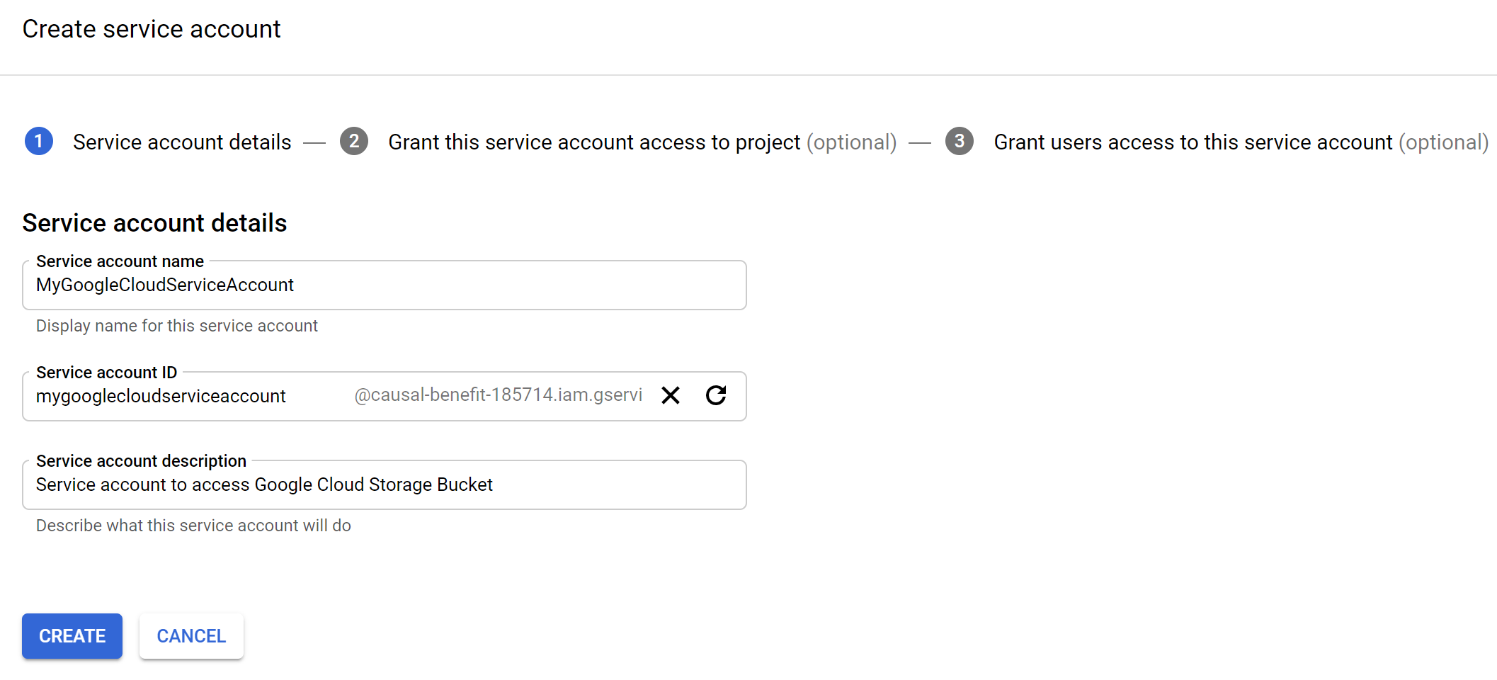 Send messages to Google Storage with Azure Functions - Picture 3