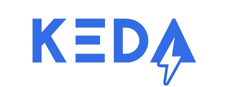 Kubernetes-based event-driven autoscaling (KEDA) Logo